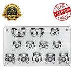 Dentech® kofferdamklammer hållare #12, 1st.