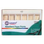 Pappersspets ISO nr #45 Vit fargkod 200 st