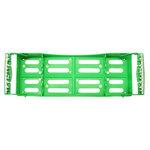 Atria handinstrument bricka, liten 5 instrument grön