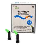 EsCom100® nanohybrid komposit resin kapslar, 20st. A2
